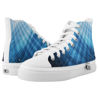Mystic Waters Printed Shoes