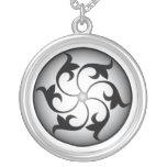 Mystic Wheel Necklace