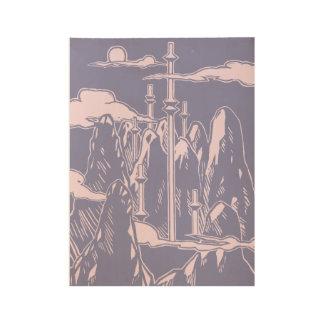 Mystic Wood Poster