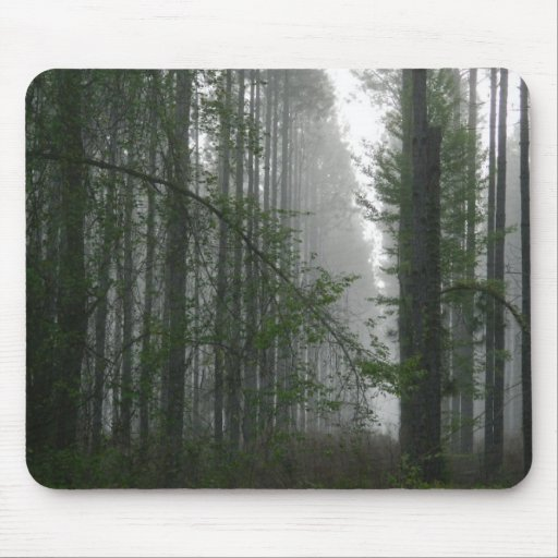 Mystic Woodlands Mousepad