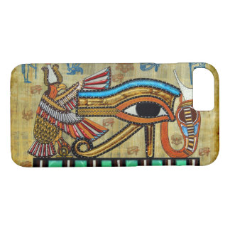 Mystical Ancient Egyptian Eye of Horus Phone Case