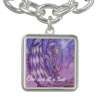 Mystical Angel Fantasy Art Sobriety