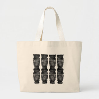 Mystical Asian Artifacts Tote Bags