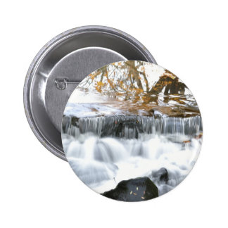 Mystical Babbling brook 6 Cm Round Badge