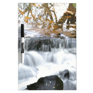 Mystical Babbling brook Dry Erase Whiteboard