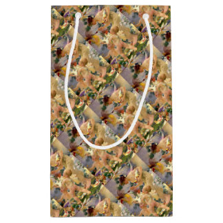 Mystical Birds and Faeries Small Gift Bag