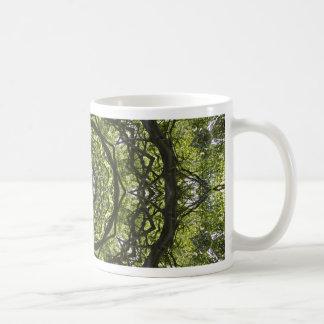 Mystical Canopy Coffee Mugs