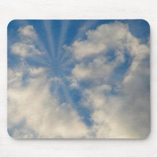 Mystical Clouds Mousepad
