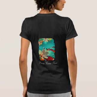 Mystical Dragon Fly T Shirts