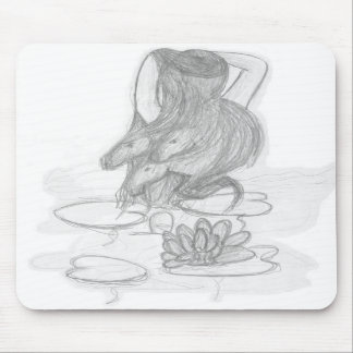 Mystical Fantasy Mouse Pad