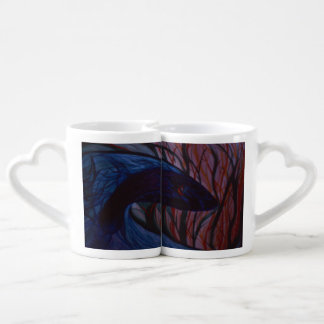 Mystical Fish Coffee Mug Set