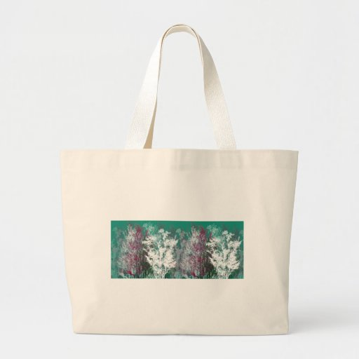 Mystical forest canvas bags