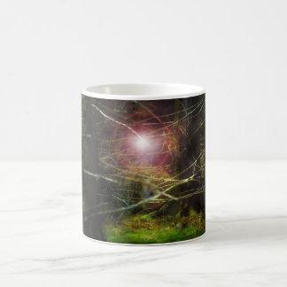 Mystical Forest Classic White Coffee Mug