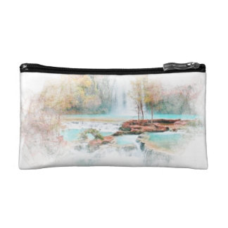 """""""Mystical Forest"""" Cosmetics Bags"""