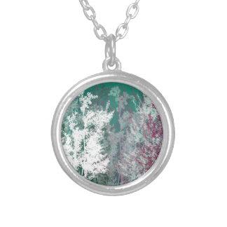 Mystical forest pendants
