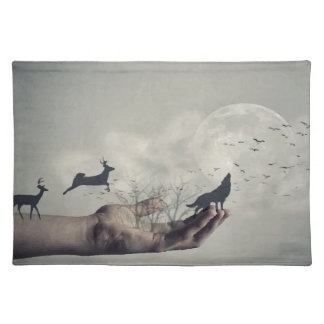 Mystical Forest Placemat