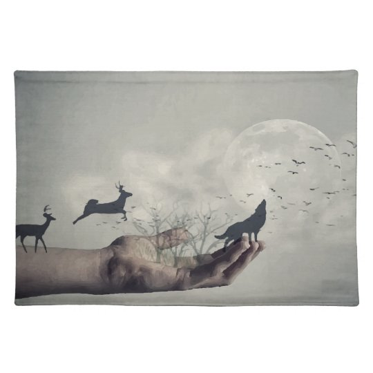Mystical Forest Placemats