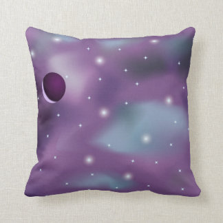 Mystical galaxy cushion