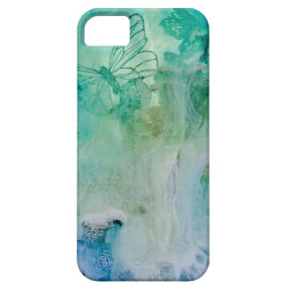 """Mystical Garden - Waterfall"" collection original iPhone 5 Cases"