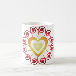 Mystical Heart Coffee Mug
