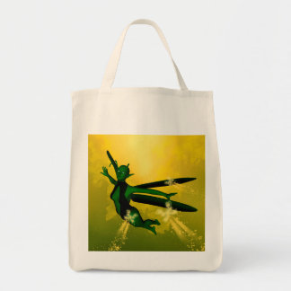 Mystical insects woman tote bags