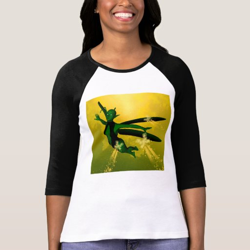 Mystical insects woman shirts