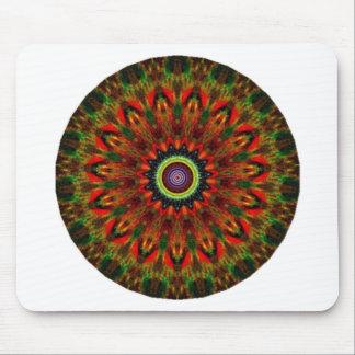 Mystical Kaleidoscope Design 13 Mouse Pads