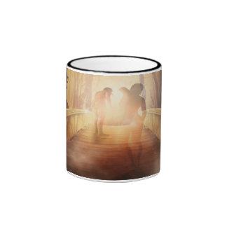 Mystical Life Pathway Ringer Mug