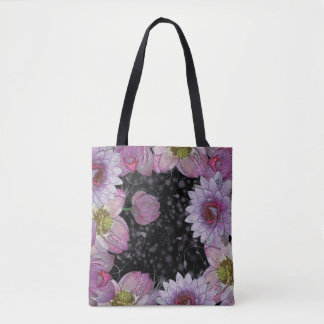 Mystical Lotus Tote Bag
