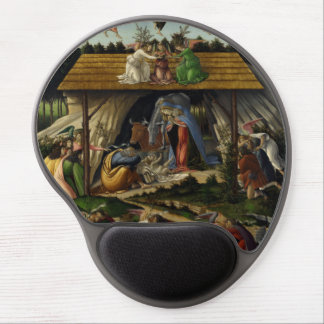 Mystical Nativity by Sandro Botticelli Gel Mouse Mat