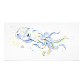Mystical Octopus Photo Cards