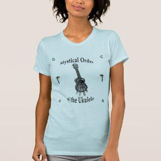 Mystical Order of the Ukulele T Shirt