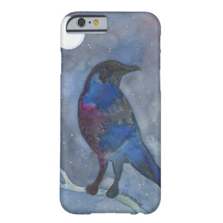 Mystical Raven iPhone 6 case Barely There iPhone 6 Case