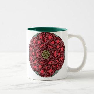 Mystical Rose mug (plain)