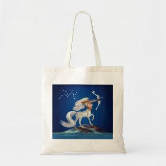 Mystical Sagittarius Budget Tote Bag