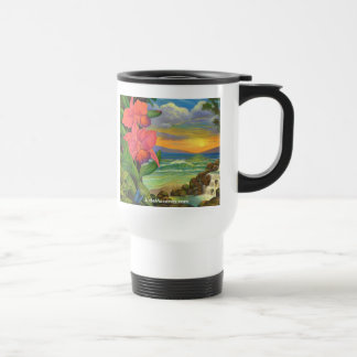 Mystical Seascape - Big Mug
