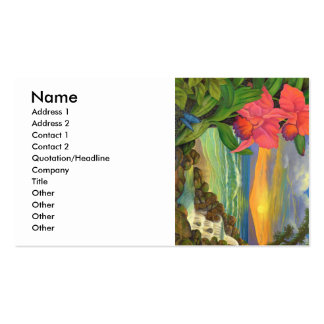 Mystical Seascape-Business Card Pack Of Standard Business Cards