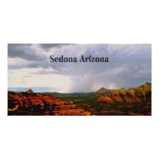 Mystical Sedona Arizona Picture Card