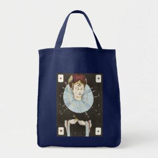 Mystical Seer Tote Grocery Tote Bag