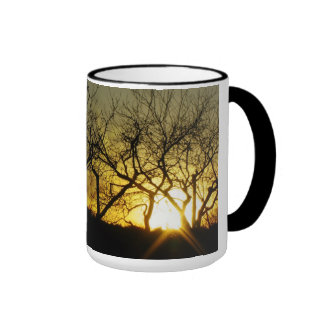 Mystical sundown mugs