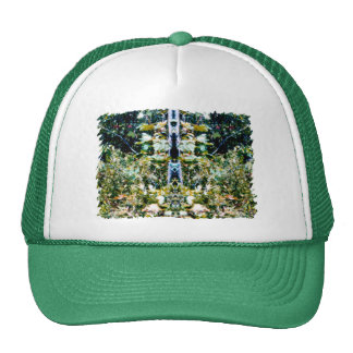 Mystical Totem Mesh Hat