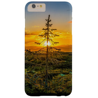 Mystical Tree at Sunset Cell Phone Case
