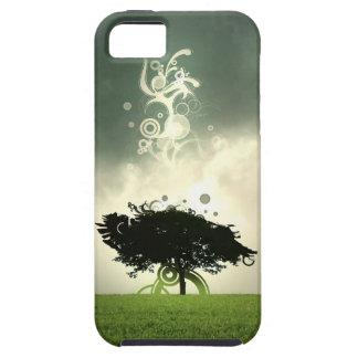 Mystical Tree iPhone4 case Tough iPhone 5 Case