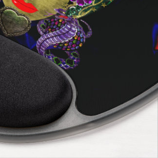 Mystical Witchy Woman Gel Mousepad