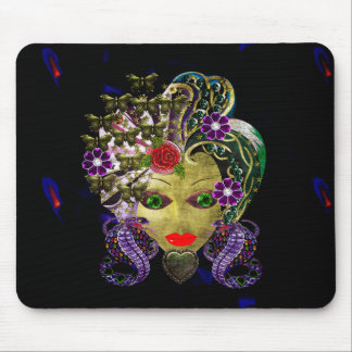 Mystical Witchy Woman Mousepads