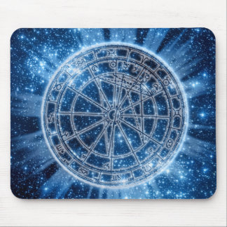 Mystical Zodiac Mousepad