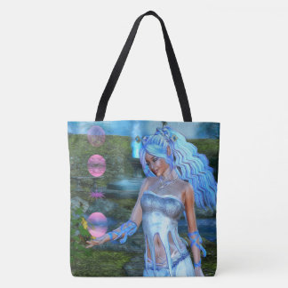Mysticals Lake Tote Bag