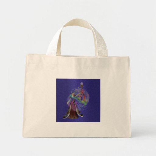 Mysticism Canvas Bag