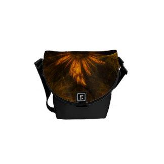 Mystique Garden Abstract Art Mini Bag Messenger Bags