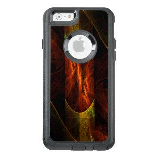 Mystique Jungle Abstract Art Commuter OtterBox iPhone 6/6s Case